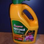 Amgrow Nitrosol Hose On Liquid Plant Food