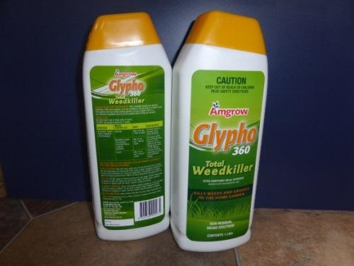 Amgrow Glypho 360 Total Weedkiller