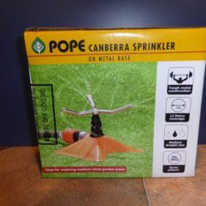 Canberra Sprinkler
